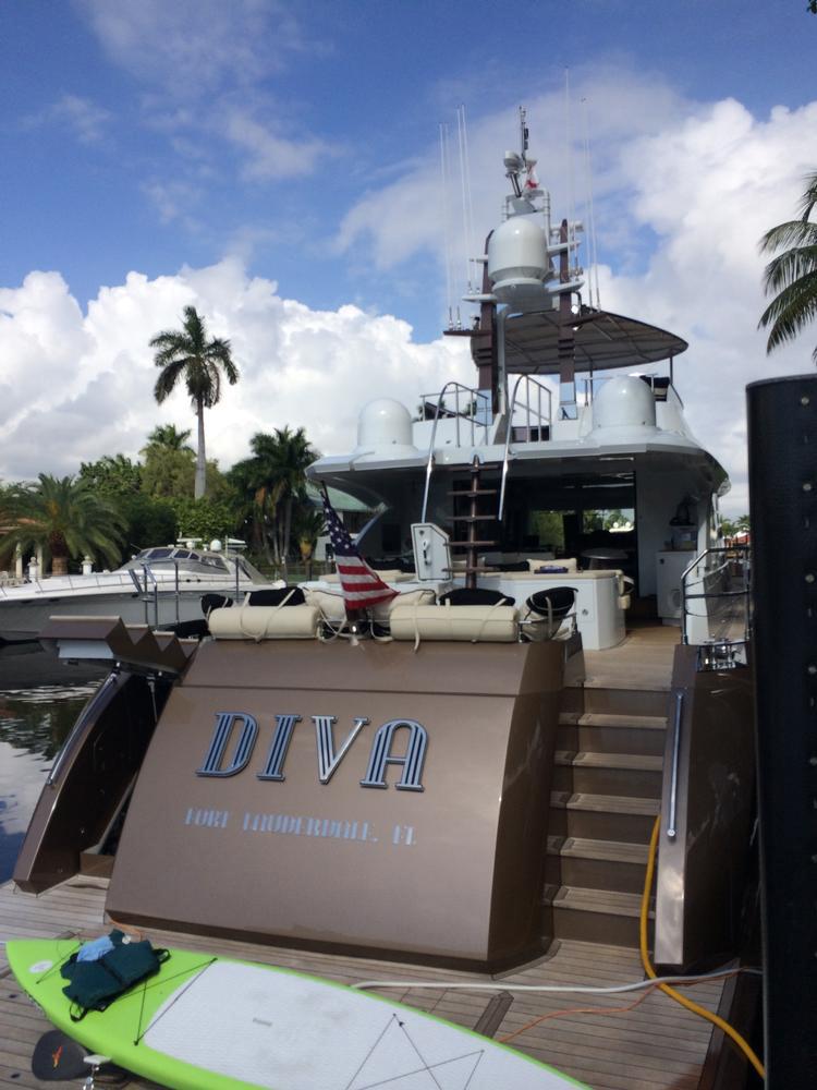 Nisi Yachts Diva Full Garmin And Maretron System Marine