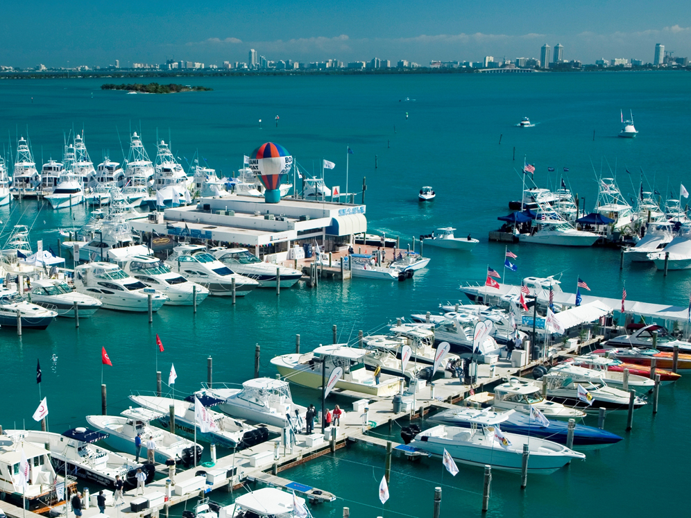 Marine Electronic Installers and the Miami International