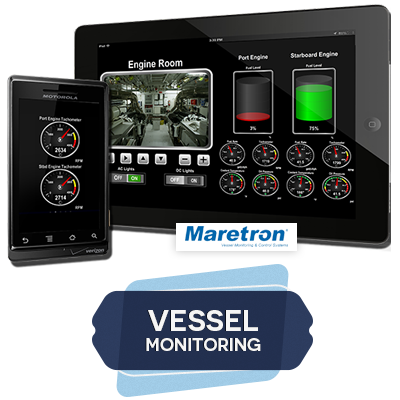 Monitoring & Digital Switching - Marine Electronics