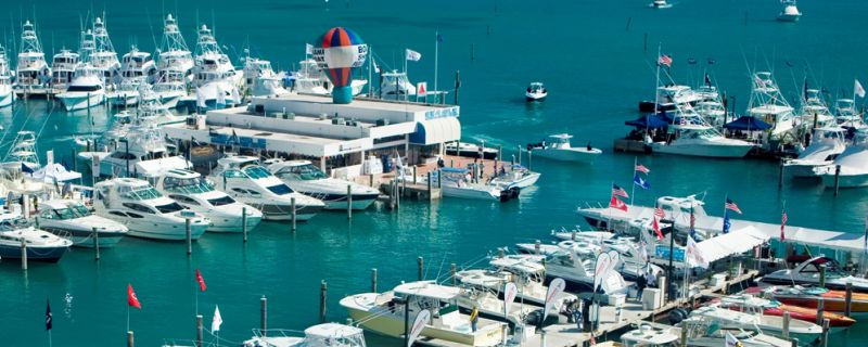 Marine Electronic Installers and the Miami International Boat Show