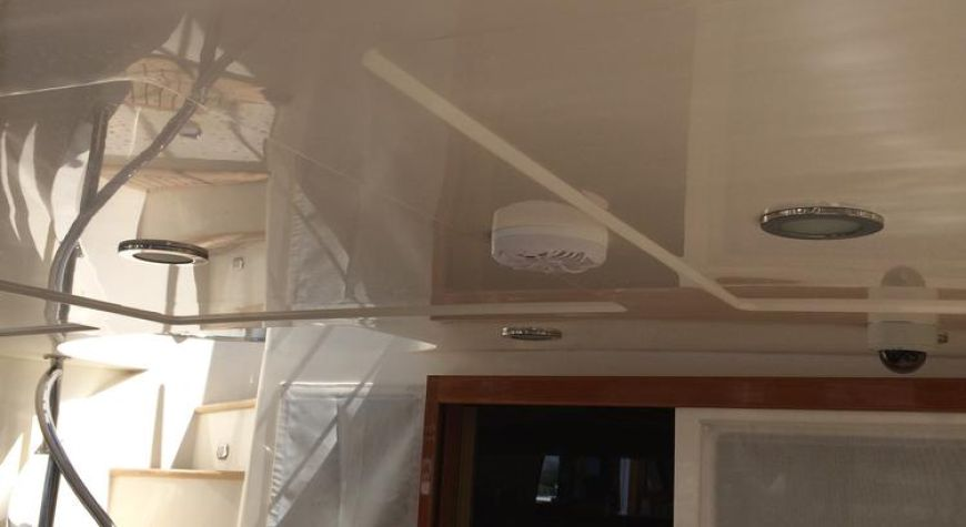 Wet sounds Grand Banks Yachts