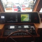 Grand Banks Yachts Lower Helm After
