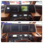Grand Banks Yachts With a Full Garmin System