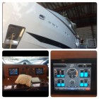 M/Y With Garmin 8212 and Maretron Engine System