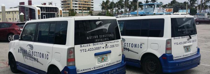 MEI Service Vans