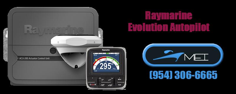 Raymarine Evolution Autopilot