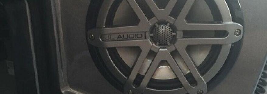 JL Audio Speaker system