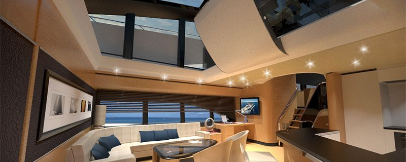 Crestron Lighting For Yachts